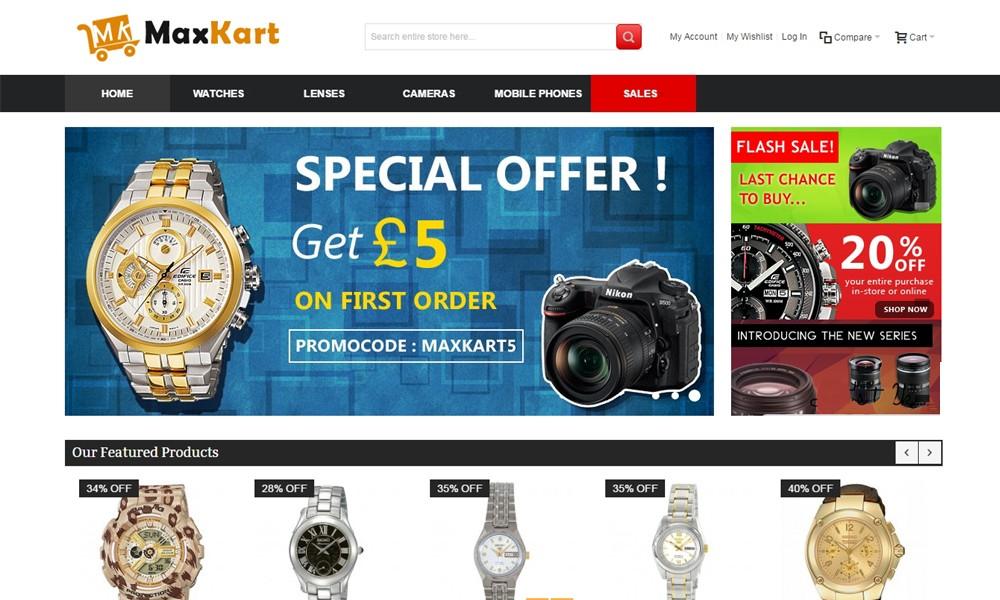 Digital SLR Camera in UK