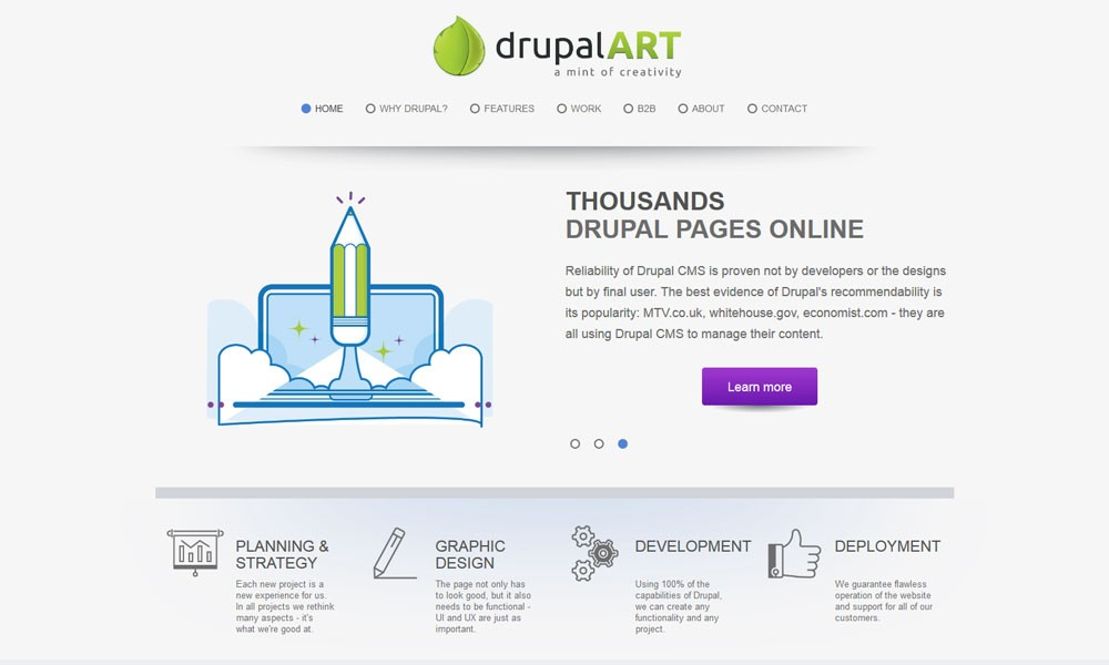 Drupal ART Agency