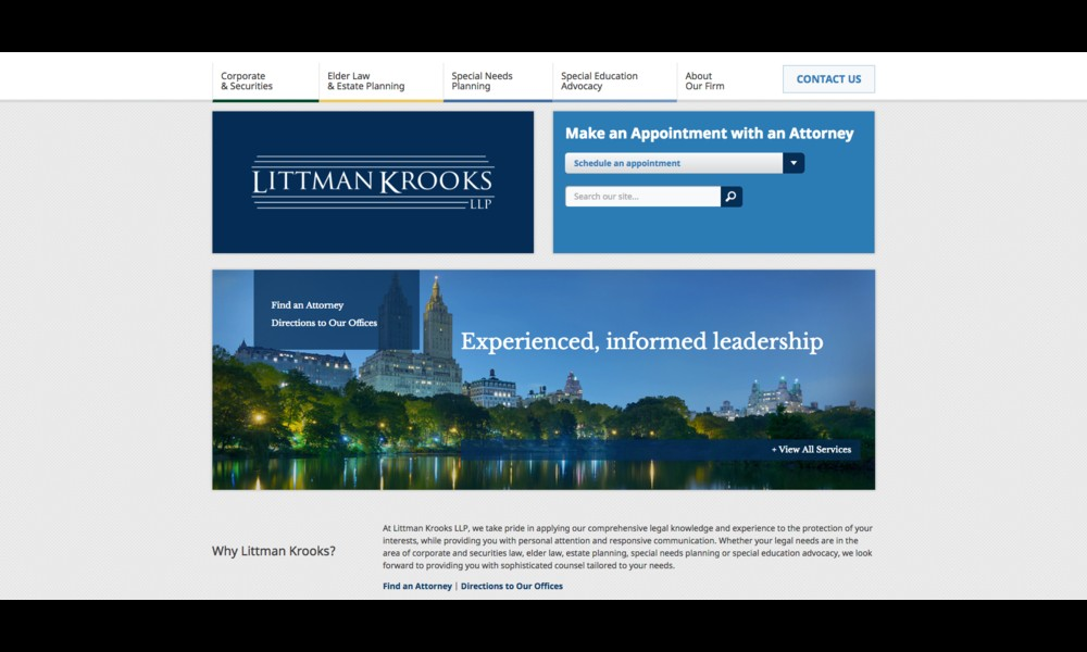 Littman Krooks LLP