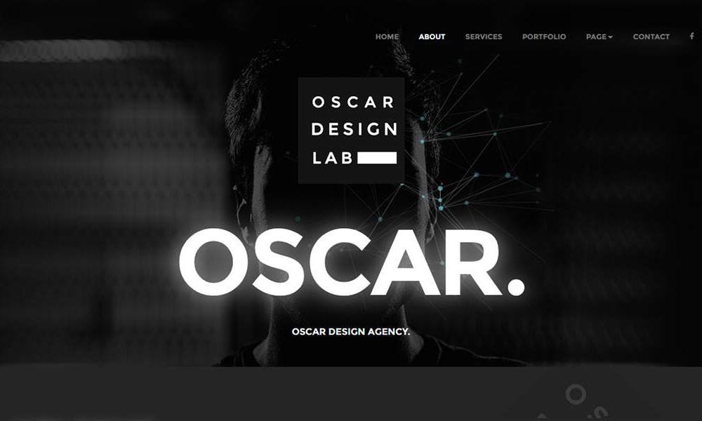 Oscar - Agency And Shop Multipurpose Templates