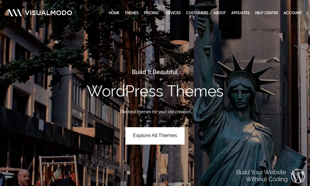 Visualmodo Premium WordPress Themes