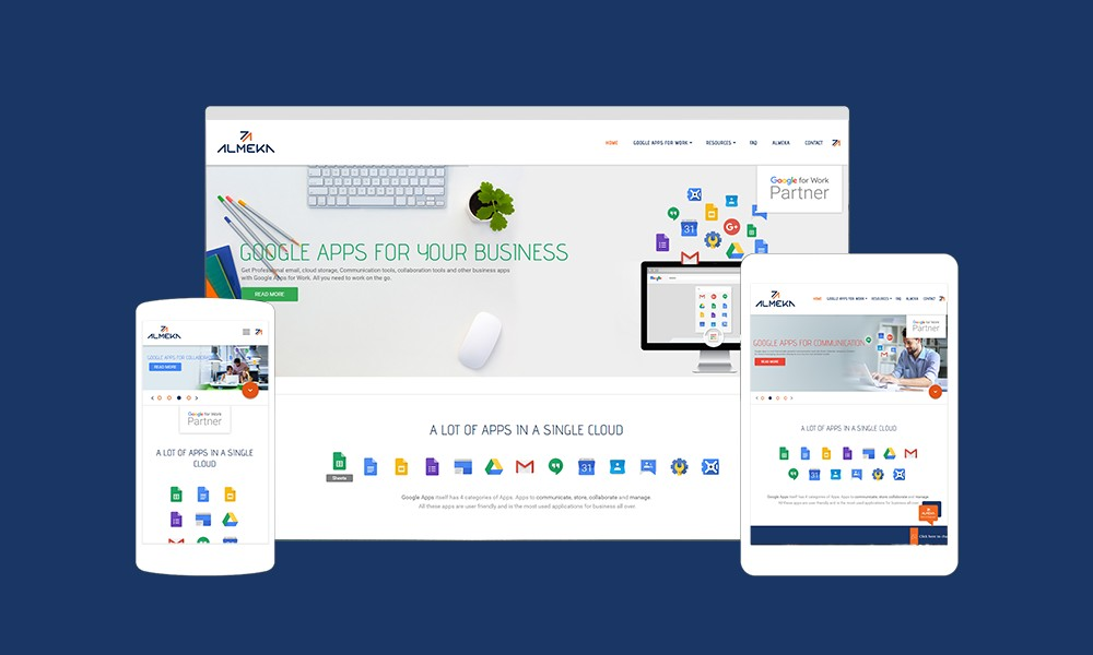 Google Apps Service Dubai