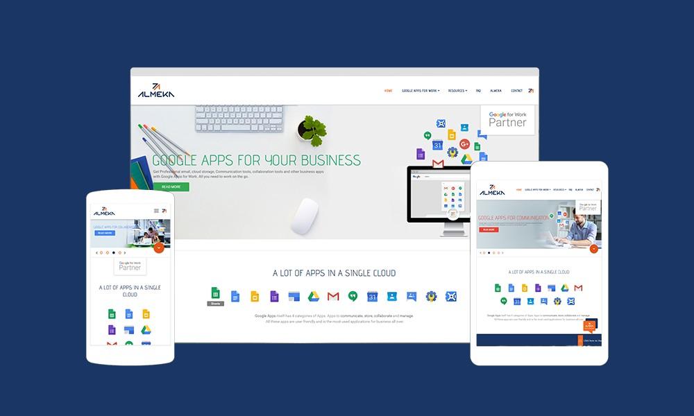 Google Apps Service Dubai