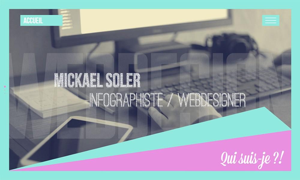 Mickael Soler Portfolio