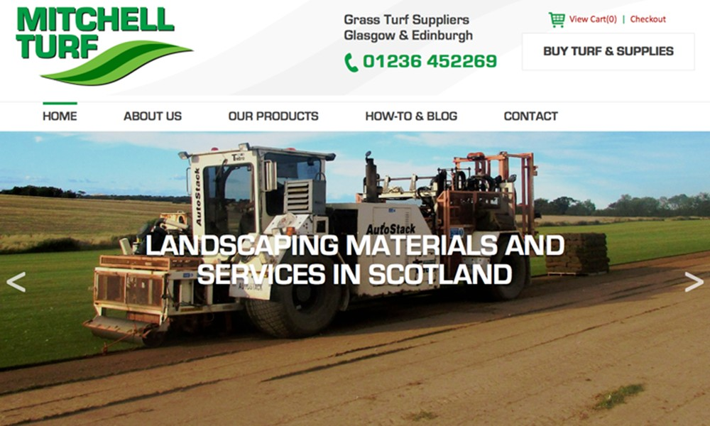 Mitchell Turf Suppliers