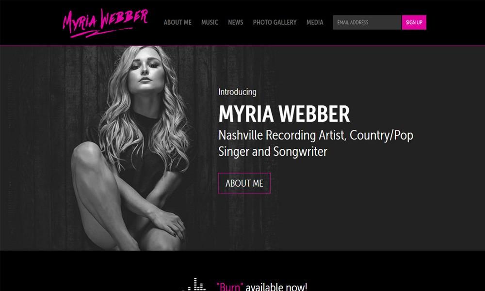 Myria Webber