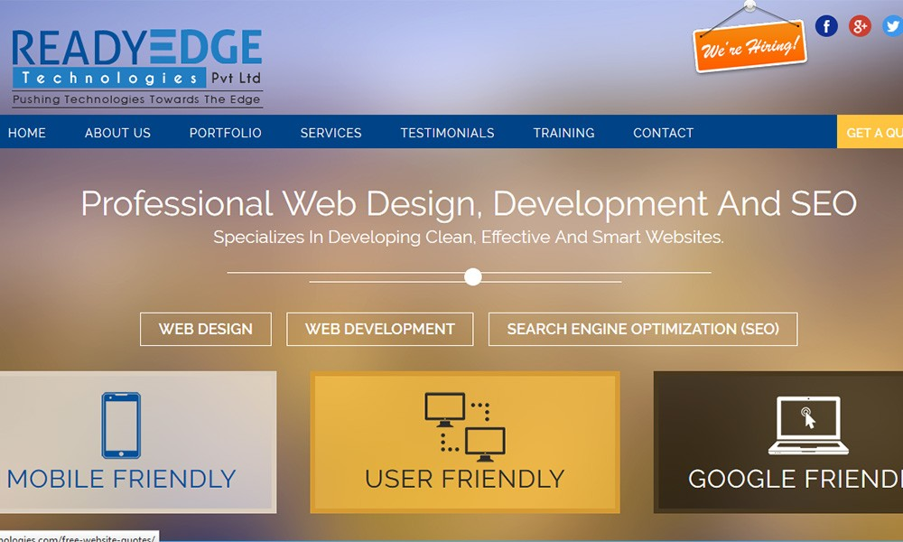 Readyedge Technologies Pvt Ltd