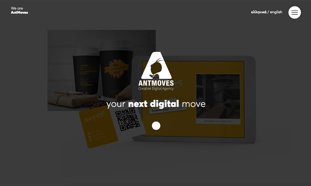 ANTMOVES - Creative Digital Agency