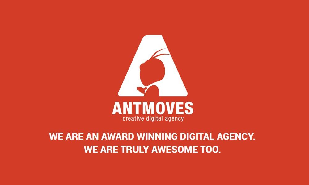 ANTMOVES - Creative Digital Agency