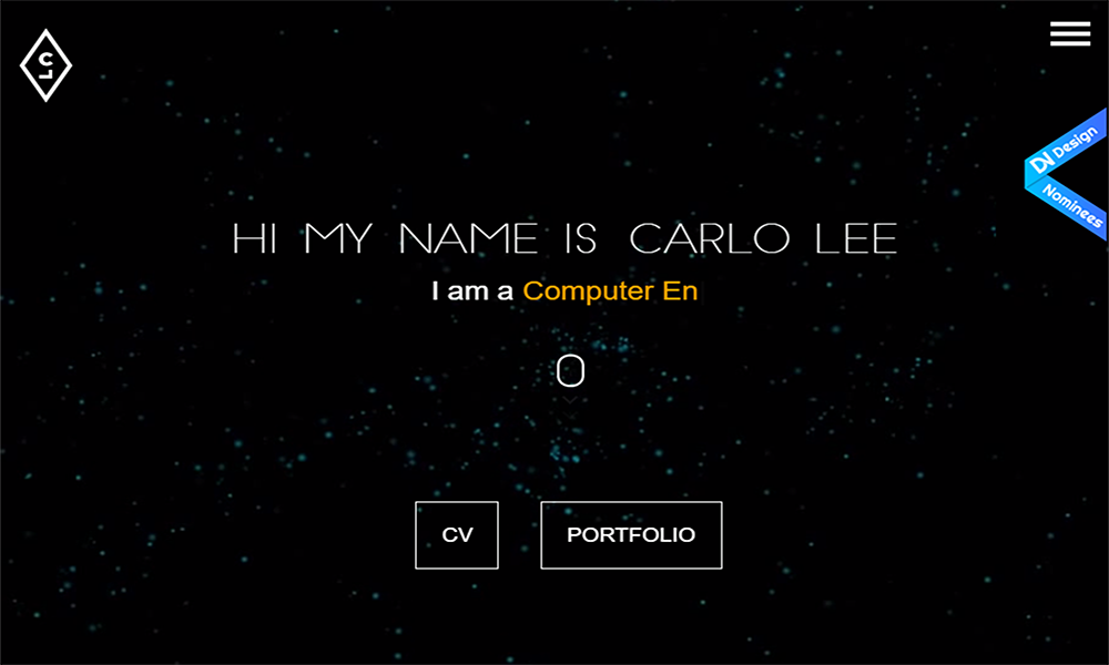 carlo lee personal site