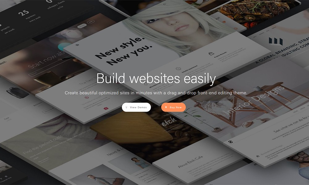 Etch WordPress Theme