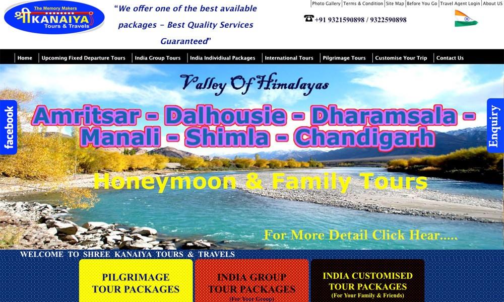Shree Kanaiya Travels