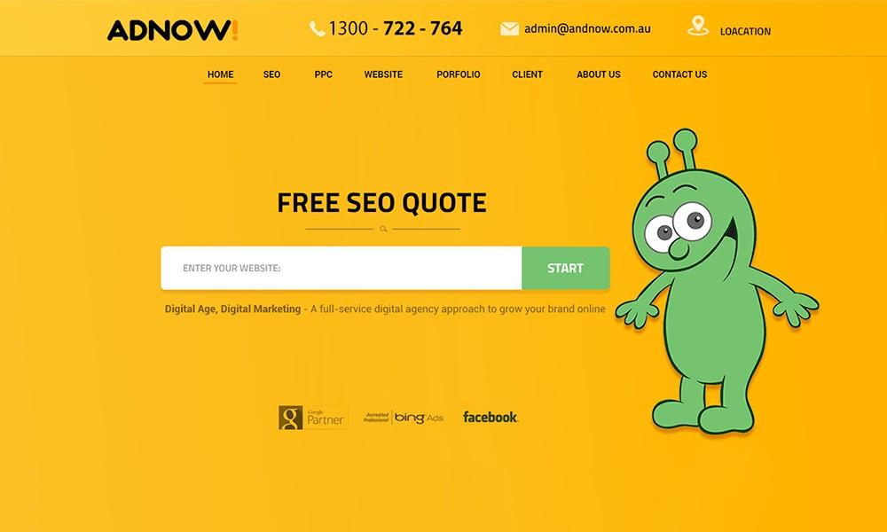 Adnow - SEO Company Melbourne