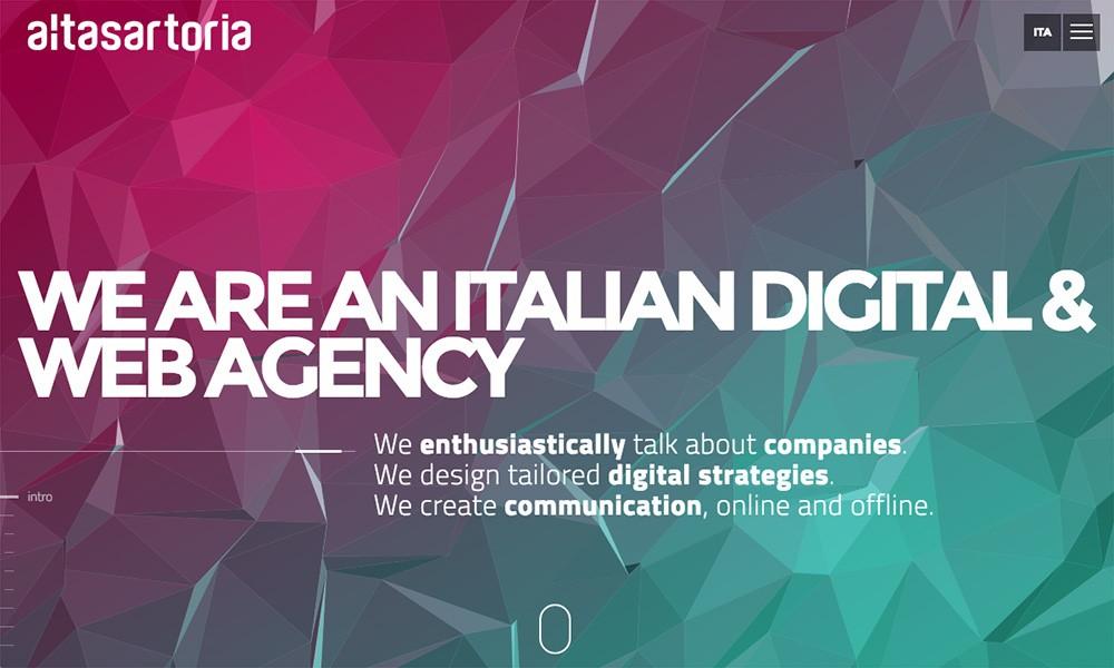 AltaSartoria • digital & web agency