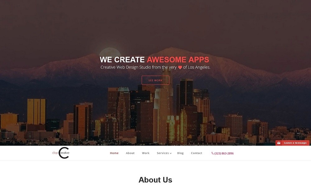 Clap Creative - A SEO Web Design Company Los Angeles