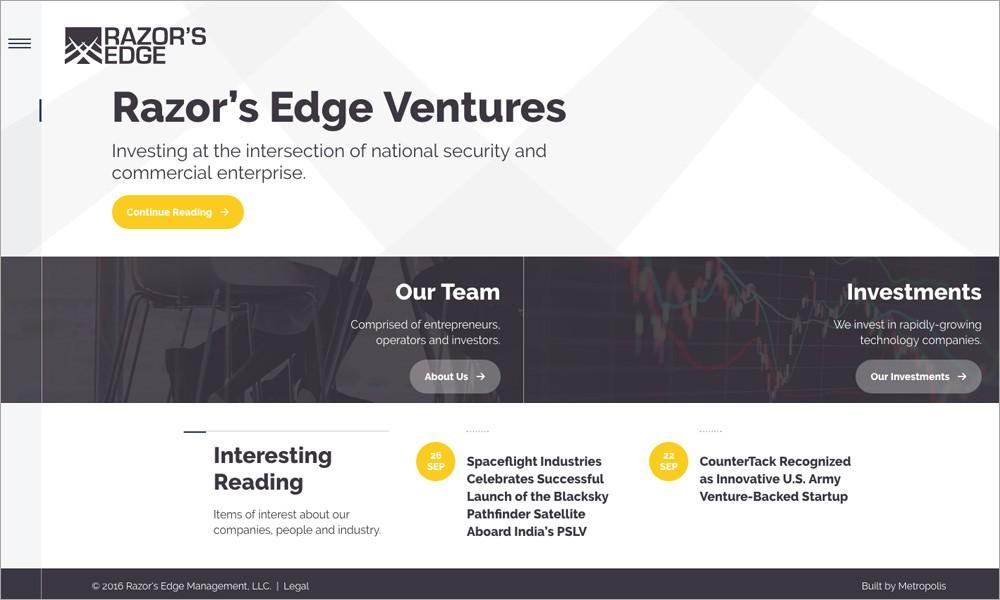 Razor's Edge Ventures