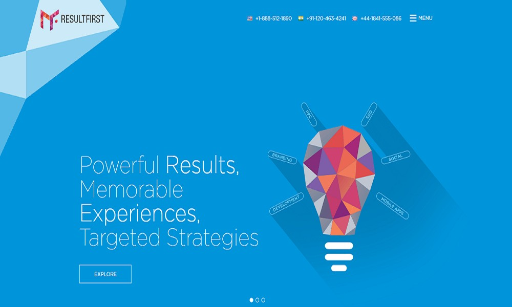 ResultFirst - Digital Marketing Company
