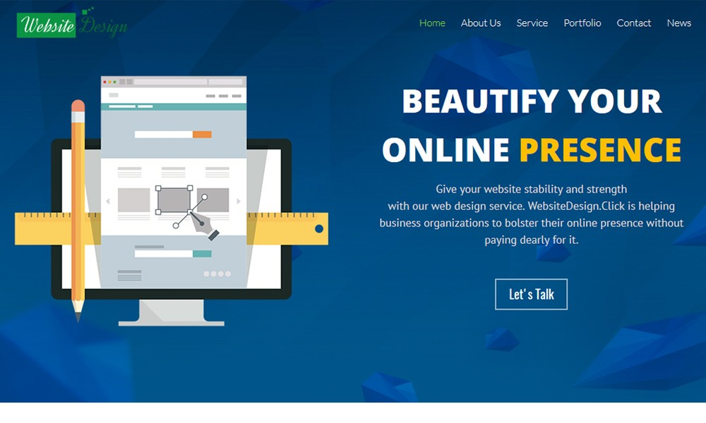 Website Design Click