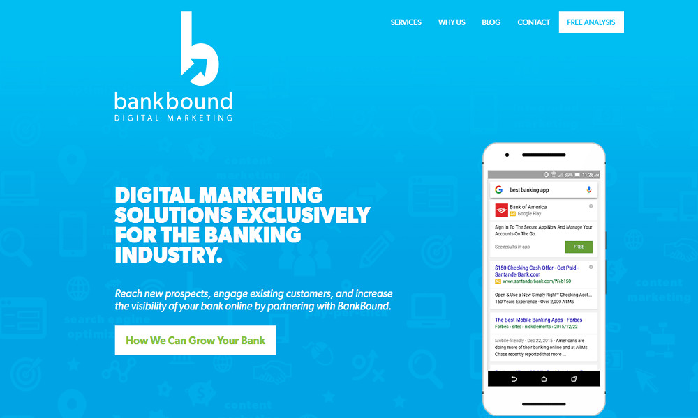 BankBound Digital Marketing