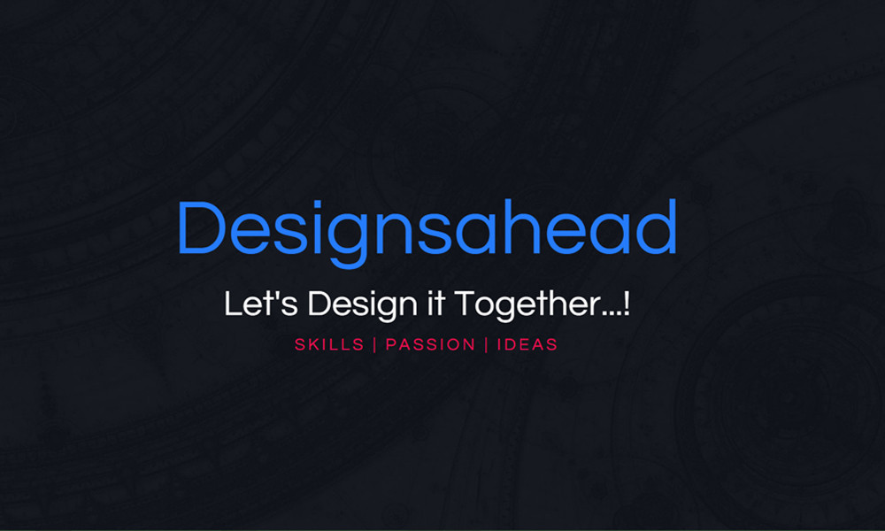 Designsahead Innovative solutions