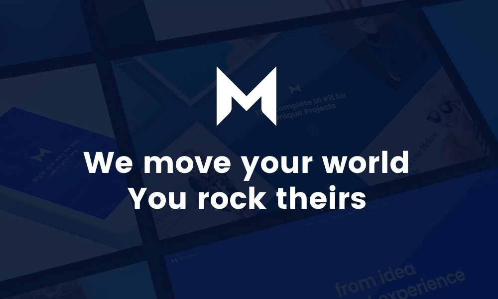 Movedo Creative Multipurpose Theme