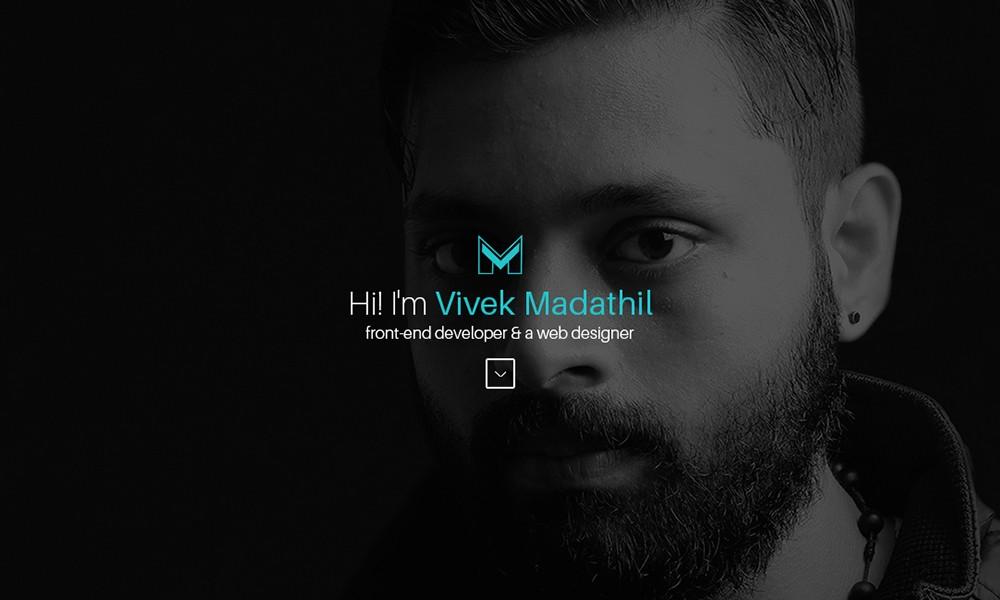 Vivek Madathil Portfolio
