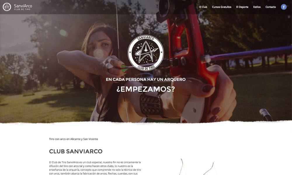 Sanviarco - Archery Club