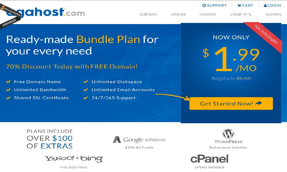 Agahost - Premium Web Hosting
