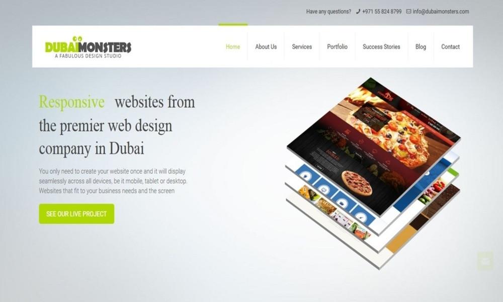 Dubai Monsters