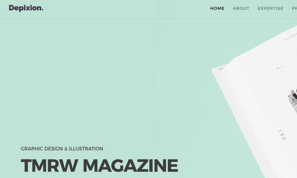Depixion - Design Agency Nottingham