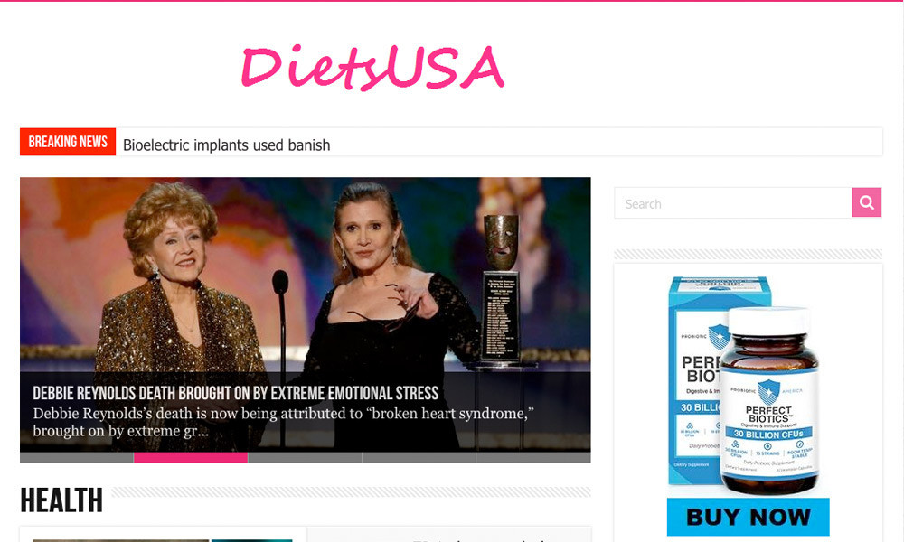 Diets Usa