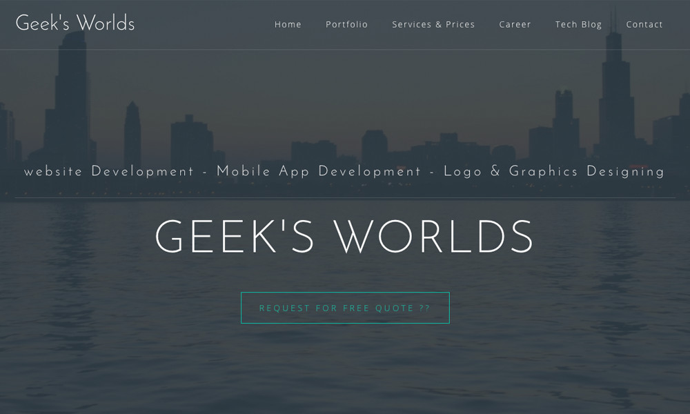 Geek's Worlds