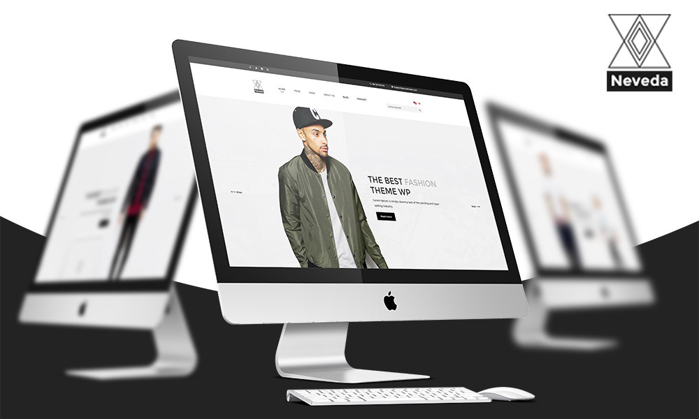 Neveda Fashion eCommerce WordPress Theme