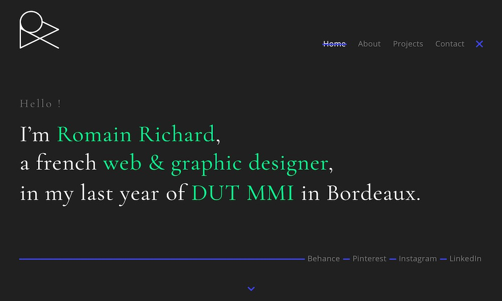 Richard Romain - Portfolio