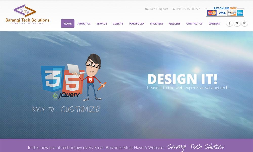 Sarangitech Solutions