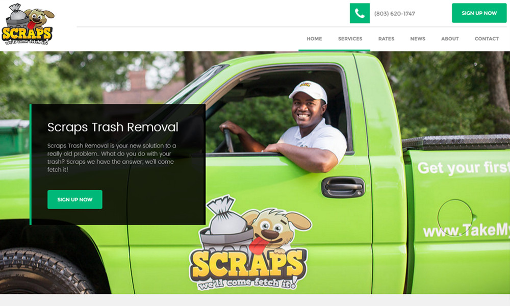 Scraps Trash Removal