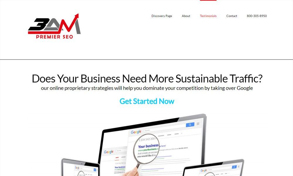3AM Premier SEO | Search Engine Optimization Expert