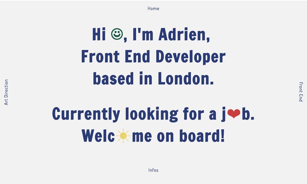Adrien-m Portfolio
