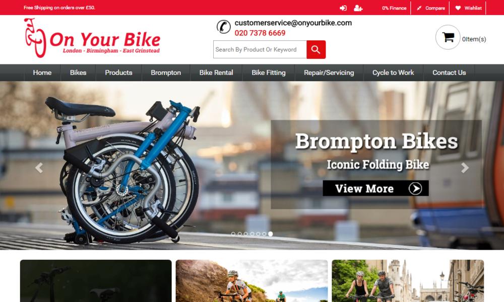 Cycle Shop London | Folding, Hybrid, Mountain, Kids Bikes | Bike For Sale