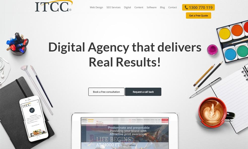 ITCC - SEO Company Melbourne