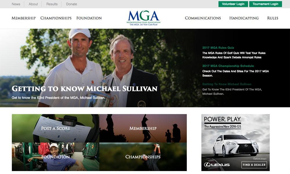 Metropolitan Golf Association