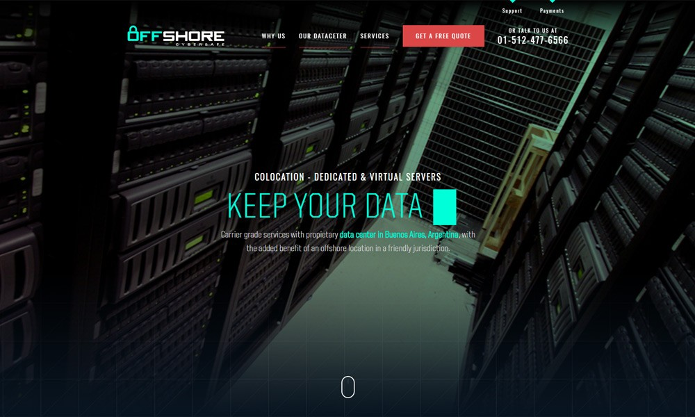 Offshore Cyber Safe