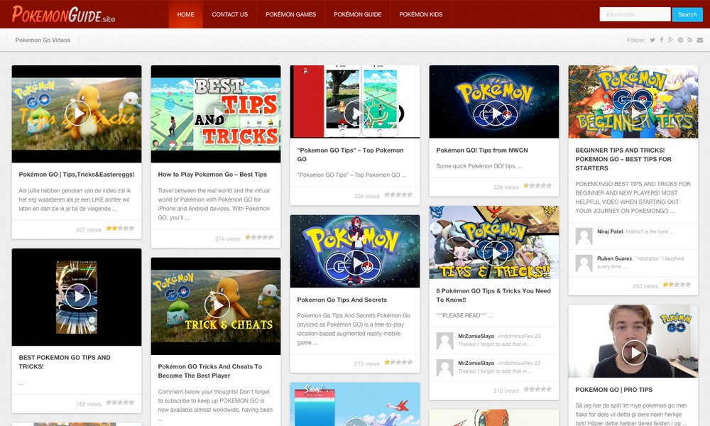 Pokemonguide.site