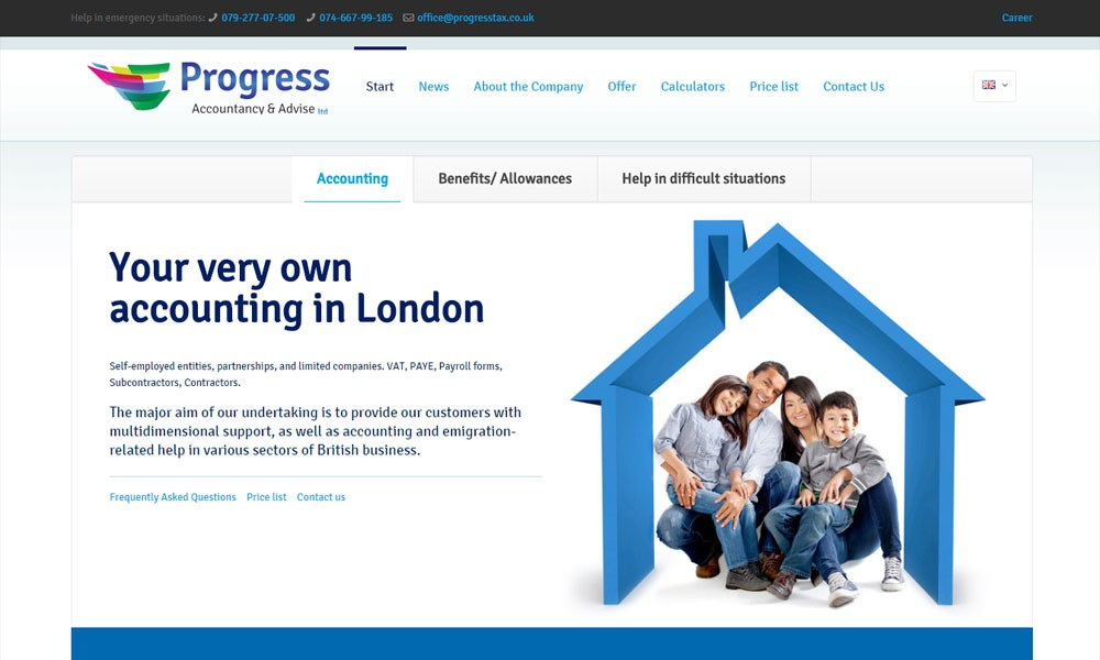 Polish Accounting Company from London