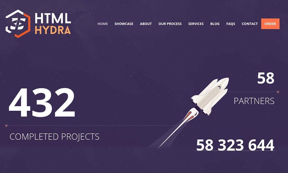 PSD to HTML Pixel Perfect Coding Service