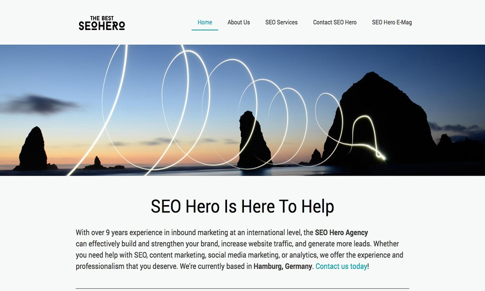 SEO Hero Agency