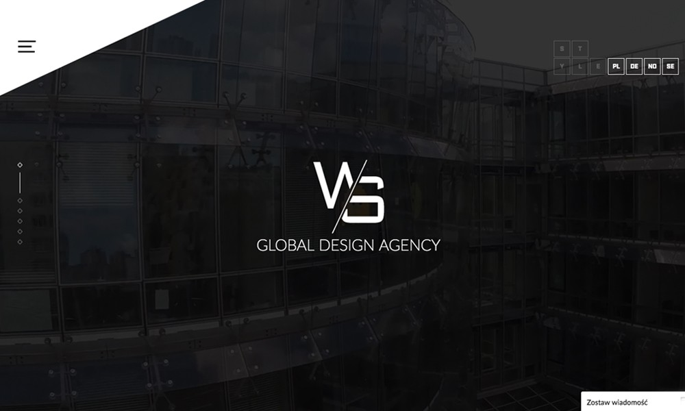 Website Style - Interactive Agency