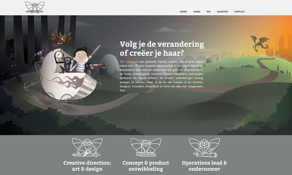 Eric Steuten | Creative Director & Senior Designer