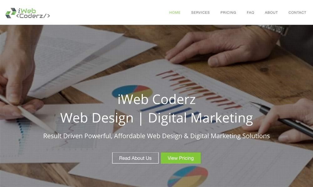 iWeb Coderz Pvt. Ltd.