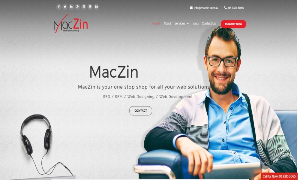 MacZin - SEO Company Melbourne